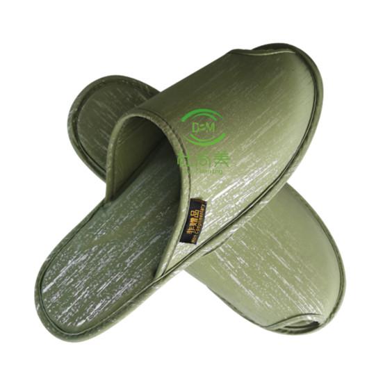 环保拖鞋——土豪金版-绿色