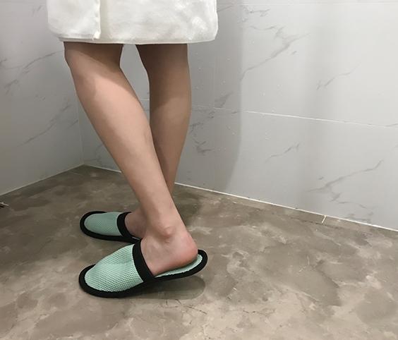 美容院环保拖鞋