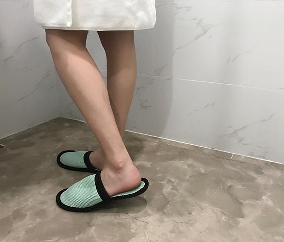 网红环保拖鞋